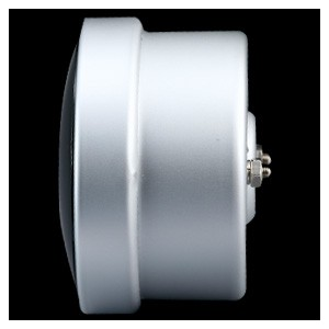 52mm BAR Digital Turbo Boost Gauge White / Amber