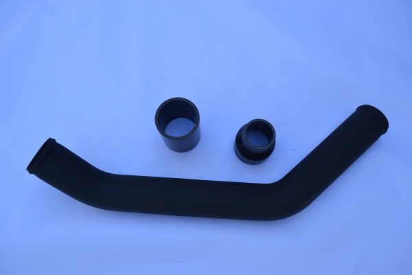 Evolution X Upper Intercooler Pipe + Elbow