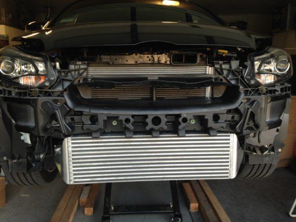 "2012+ Ford Focus ST 3.5"" Intercooler upgrade"