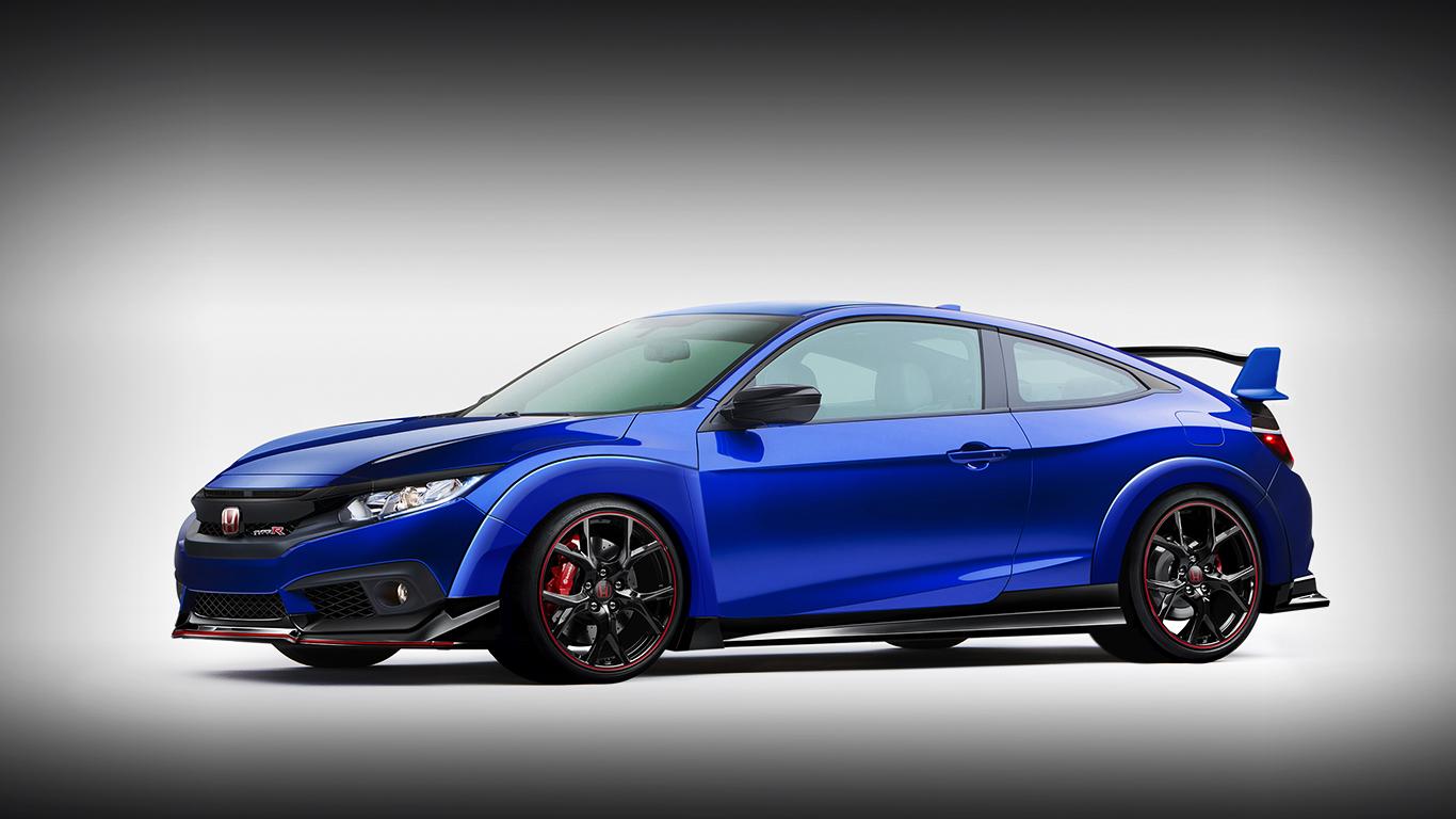 2017 2018 2019 Honda Civic Si Cold Air intake
