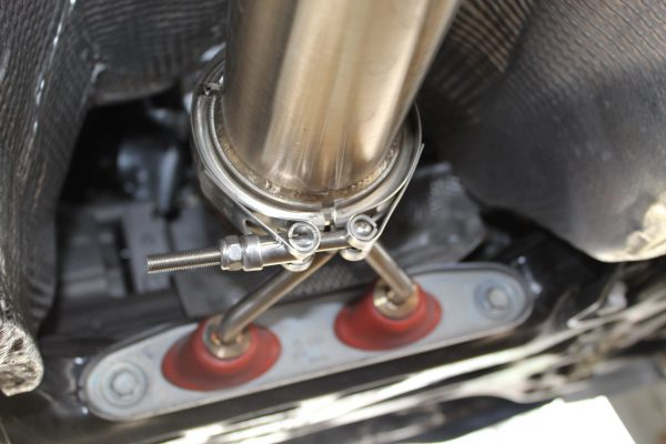 2015 - 2019 MK7 / MK7.5 - VW Golf GTI / TSI Downpipe with Hi Flow Cat