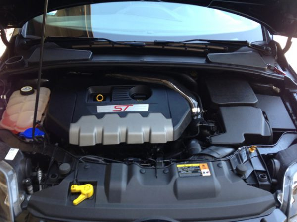 2012 -14 Ford Focus ST Intake kit (no filter)