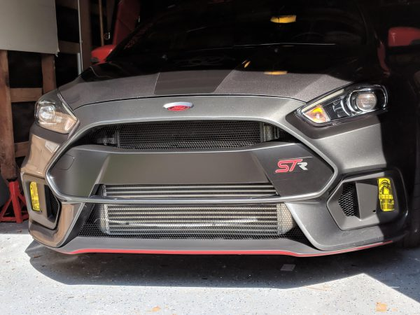 "2012+ Ford Focus ST 3.5"" Intercooler upgrade"